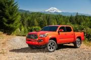 Essai routier - Toyota Tacoma: contre vents et marées