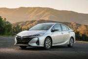 Les branchables : Toyota Prius Prime