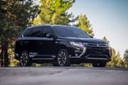 Les branchables : Mitsubishi Outlander PHEV