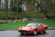 L'ancienne Ferrari 308 de Gilles Villeneuve mise aux enchères