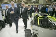 Survolté : le Salon du véhicule électrique de Montréal entame sa 2<sup>e</sup> édition
