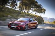 Banc d'essai - Mercedes-Benz CLS 450: Le style pour carte de visite