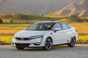 Honda Clarity à hydrogène : l'électrique pensée autrement