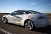 Les véhicules électriques à l'épreuve des grands espaces de Patagonie