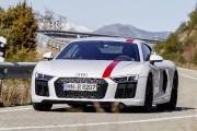 Banc d'essai - Audi R8 RWS : la pure