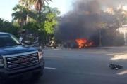 Deux ados tués dans une Tesla dont labatterie a pris feu; le fédéral enquête