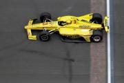 Indianapolis: Castroneves le plus rapide lors de la première journée de qualifications