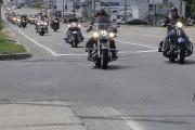 Manifestation: les motocyclistes font valoir leurs droits sur la route