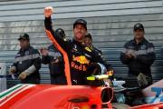 GP de Monaco: Daniel Ricciardo en pole position
