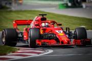 GP du Canada: Sebastian Vettel enlève la position de tête, Stroll 17e