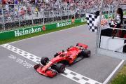 Sebastian Vettel remporte le Grand Prix du Canada