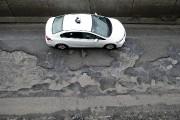 Le CAA dévoile son palmarès des pires routes