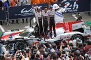 Fernando Alonso et Toyota s'imposent aux 24Heures du Mans
