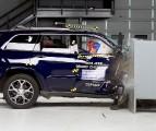 L'Explorer et le Grand Cherokee ratent un test de collision de l'IIHS