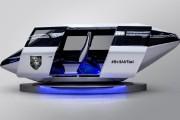 Bientôt des taxis aériens électriques Bell Helicopters-Safran ?