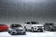 De 1100 à 3000$US par mois pour «louer» des Mercedes à volonté