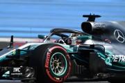 GP de France - Essais libres : Hamilton le plus rapide, deux fois; Stroll 17<sup>e</sup><strong></strong>