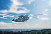 GB: Rolls-Royce dévoile son «taxi volant» hybride à Farnborough