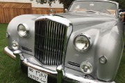 Une Bentley volée par Saddam Hussein en vedette au Michigan
