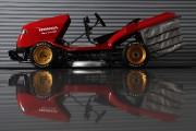 Honda Mean Mower V2:un tracteur pour les paysagistes encore plus pressés