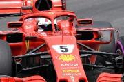Sebastian Vettel décroche la pole position en Allemagne