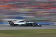 F1: Hamilton s'impose en Allemagne; Vettel et Stroll doivent abandonner