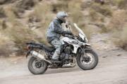 Moto Triumph Tiger 1200 - La grande aventure Triumph