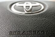 Coussins gonflables:Toyota relance les rappels