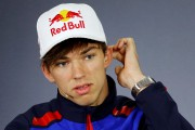F1: Pierre Gasly poursuit son ascension et pilotera pour Red Bull en 2019 <strong></strong>