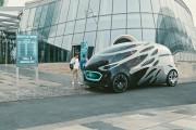 Le Vision Urbanetic, pour le transport des personnes ou des marchandises du futur
