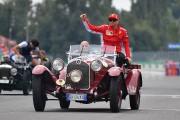 Räikkönen envoyé en préretraite chez Sauber-Alfa Romeo