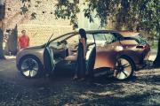 Le prototype électrique BMW Vision iNext est gros comme un X5 mais ressemble à la i3.