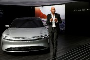 L'Arabie saoudite injecte 1milliard de dollars dans Lucid, concurrent de Tesla