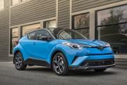 Un marché dominé par les VUS : Toyota  CH-R