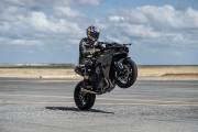 Une moto plus rapide qu'un avion