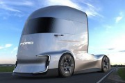 Ce camion électrique Ford a la gueule de Robocop