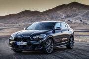 BMW greffe du muscle à son X2