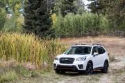 Banc d'essai Subaru Forester 2019 - Les bienfaits duraffinement