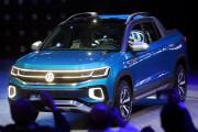 Volks présente le Tarok au Brésil, une option de plus pour son futur pickup nord-américain