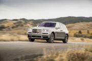 Banc d'essai Rolls-Royce Cullinan 2019 -Cadeau pour un épicurien