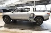 Rivian R1T : le pickup électrique-chic qui fait 200km/h