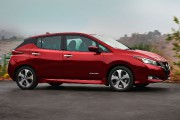 Nissan reporte le dévoilement de sa Leaf à longue autonomie