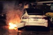 La Tesla de l'enfer qui ne voulait pas s'éteindre