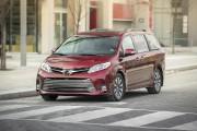 Essai routier Toyota Sienna - Ode à la minifourgonnette