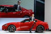 Toyota Supra 2020 : une deux-places sport, «créée malgré l'avis contraire du département des ventes»