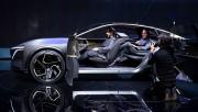 Nissan met l'équivalent d'un La-Z-Boy derrière l'IMs tout électrique