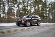 Ford dévoile la nouvelle génération de son Explorer