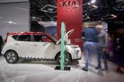 Salon de l'auto - Hyundai, Kia, Genesis : les sud-coréens s'électrifient