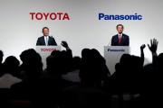 Batteries d'automobiles: Panasonic et Toyota créent une coentreprise