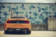 Un rouage intégral pour la Mustang hybride?